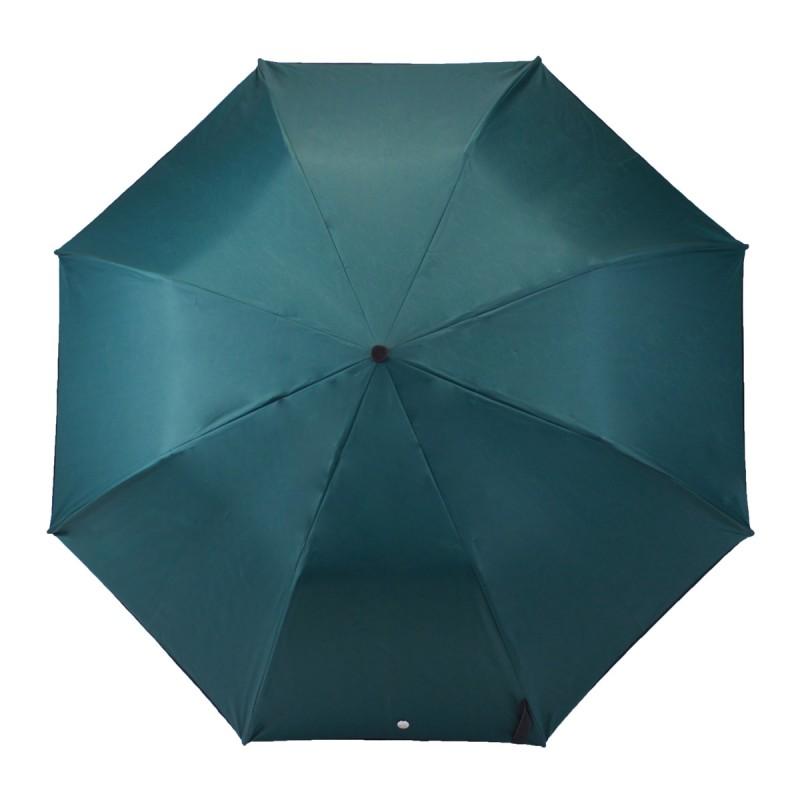 Parapluie Classique uni vert pliant automatique