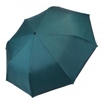 Parapluie Classique vert mini léger ouverture manuelle