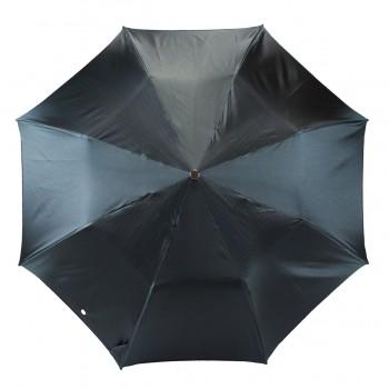 Parapluie en série limité jacquard vert pliant automatique