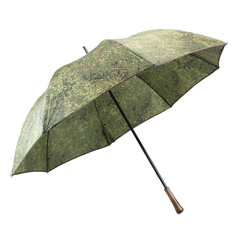 Umbrella the golf camouflage