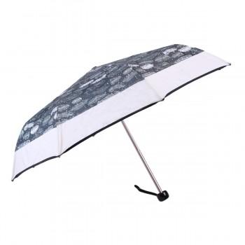 Umbrella with mini feathers...
