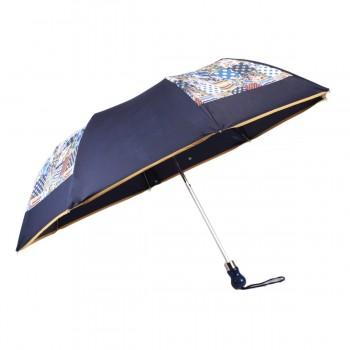 Folding umbrella mill navy...