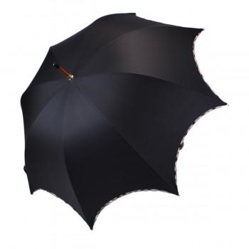 Parapluie Chic noir uni long