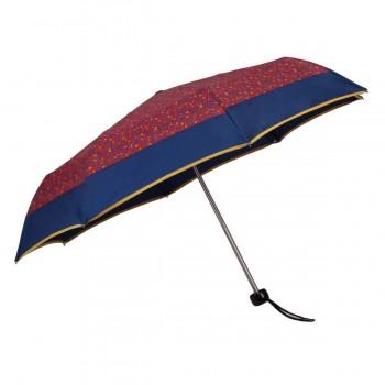 Parapluie mini fleuri rouge...