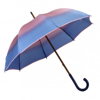 Parapluie médium ciel rose
