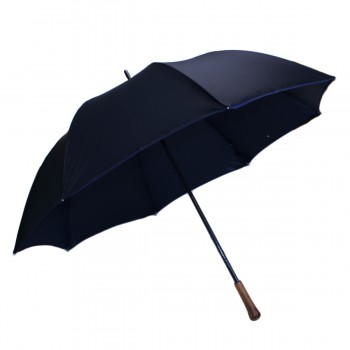 Classic blue golf umbrella