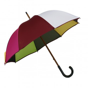 Multicoloured medium umbrella