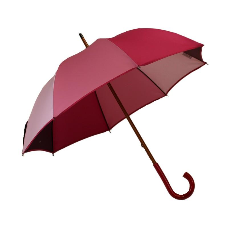 Parapluie médium camaïeu rose