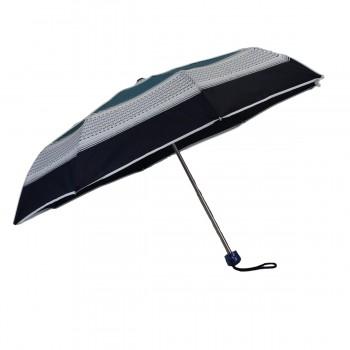 Parapluie mini à motifs et...