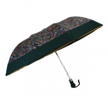 Mini umbrella with paisley...