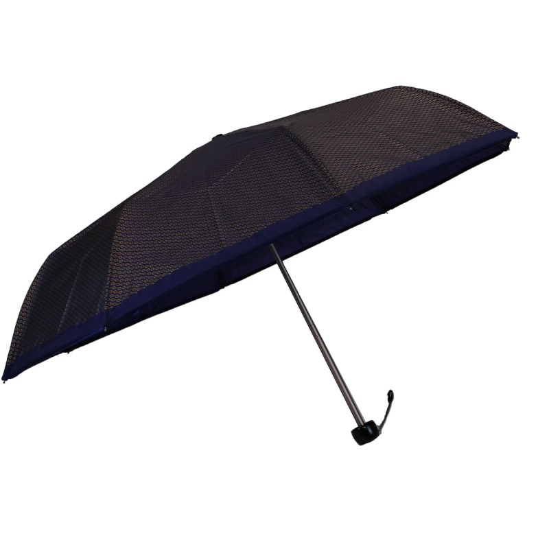 Kings blue mini umbrella