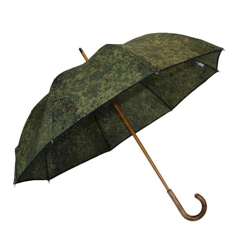 Military printed half golf umbrella
