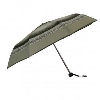 Regenschirm mini vert olivier