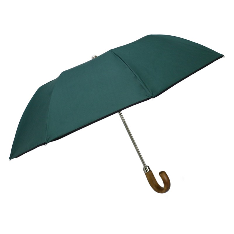 Classic folding umbrella men's green