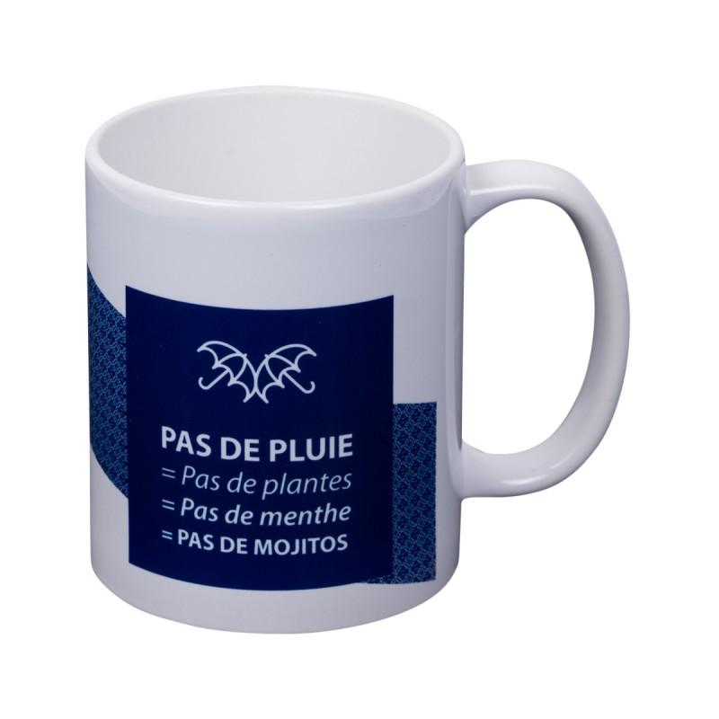 """Mug  """" Pas de Mojito """""""