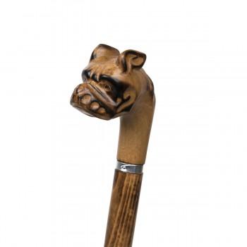 Skulpturierter Boxer-Griff