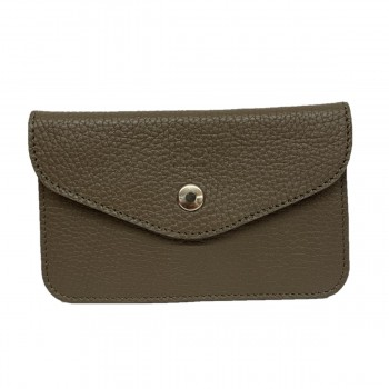 Musgo leather running purse