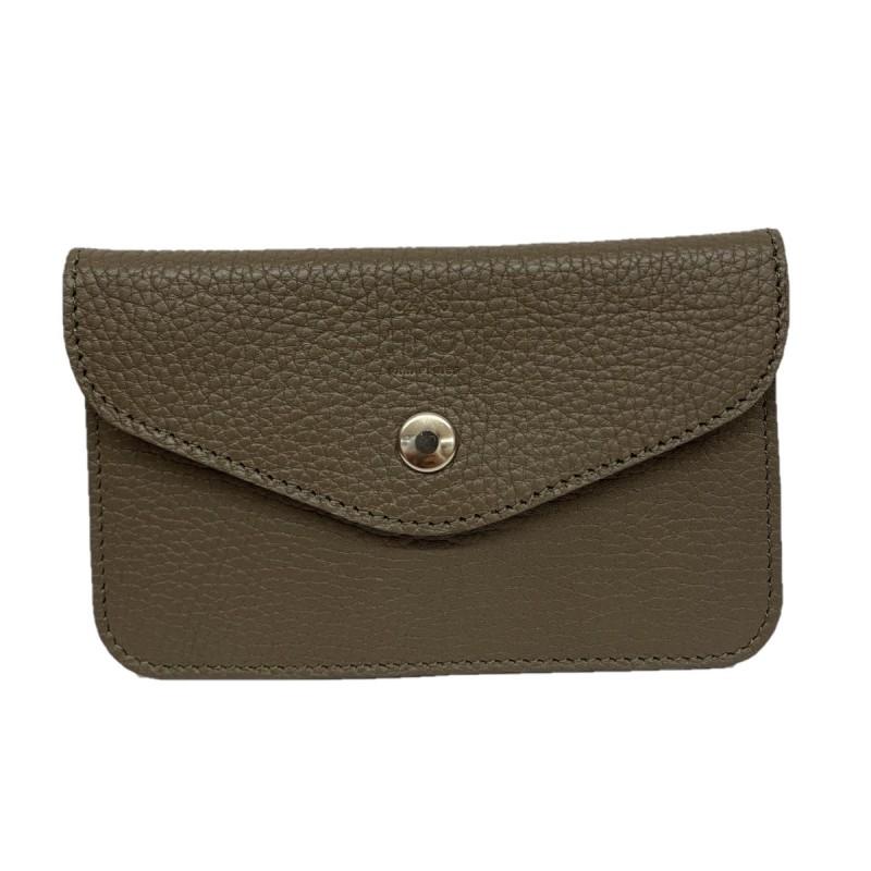 Musgo leather running purse