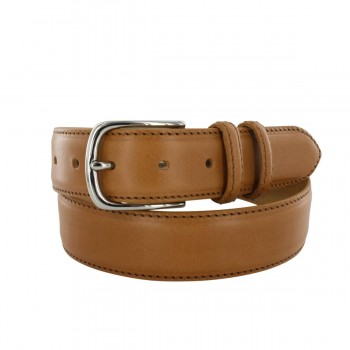Prestige leather belt