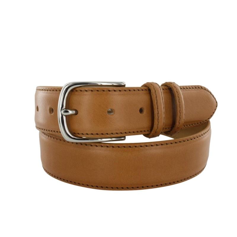 Prestige leather belt