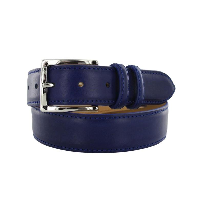 Prestige petrol blue belt