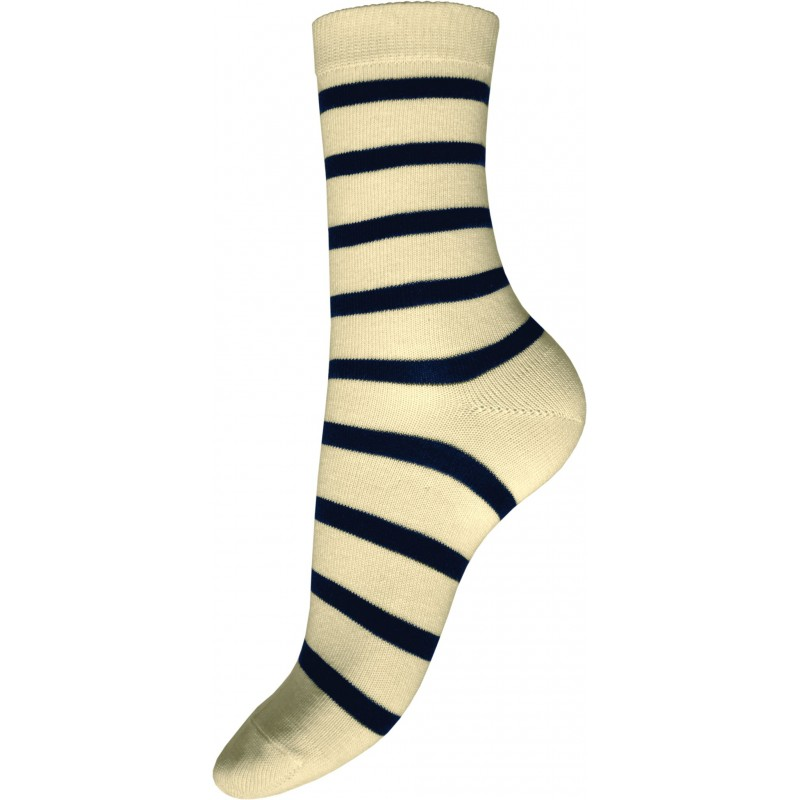 Perrin marinière cotton sock