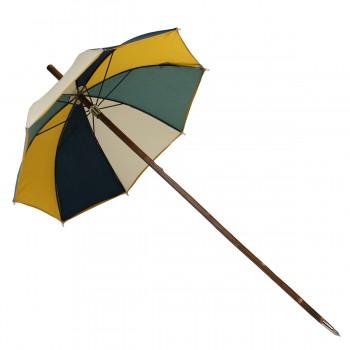 Mehrfarbiger Regenschirm...