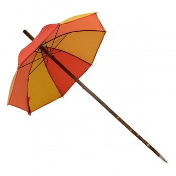 Multicoloured umbrella...