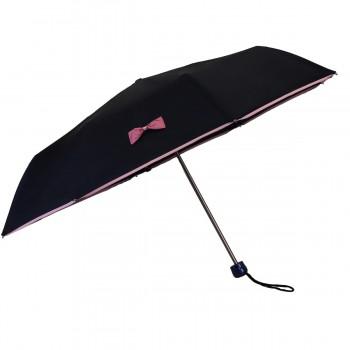 Regenschirm mini blau und...