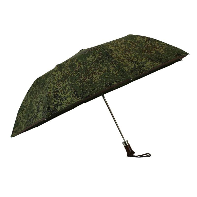 Military printed folding umbrella