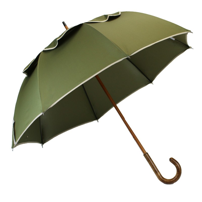 Umbrella Passvent khaki beige bias