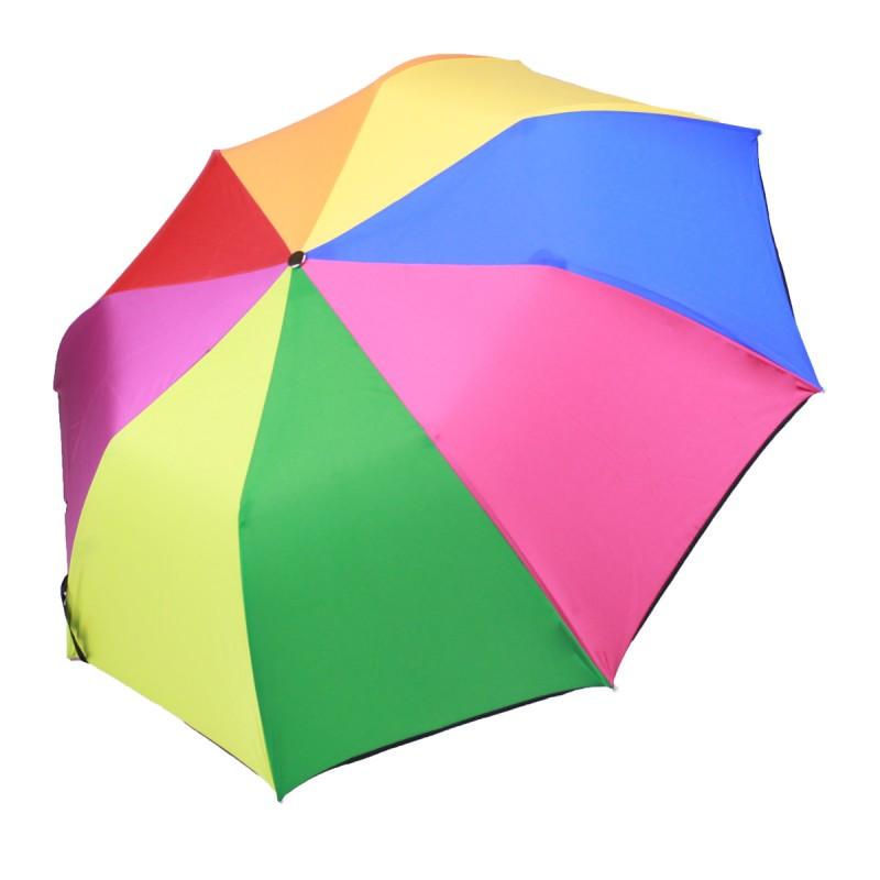 Parapluie Camaïeu multicolore pliant automatique