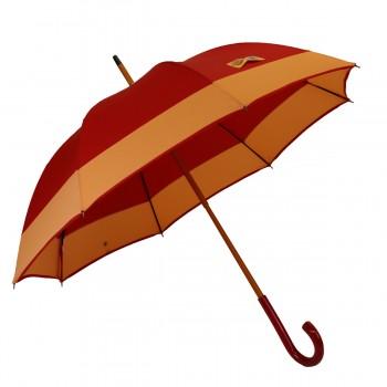Umbrella Medium red salmon...