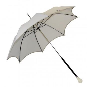 Off-white anti-UV umbrella...