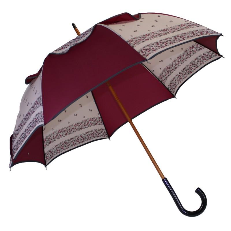 Purple Passvent apple umbrella