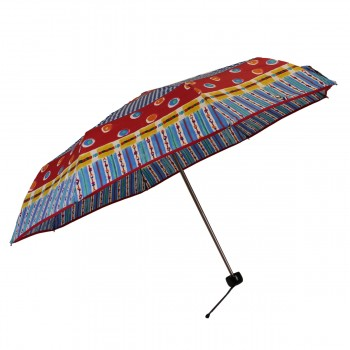 Colourful mini umbrella
