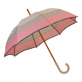 Umbrella medium pink and grey