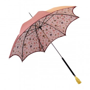 Rosa Anti-UV-Regenschirm...