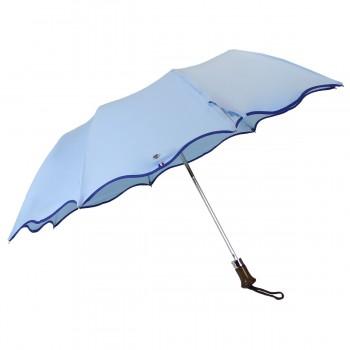 Ombrelle Pliante bleu ciel,...