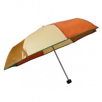 Mini-Regenschirm in Khaki