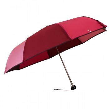 Regenschirm mini rosa Kamee