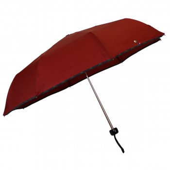 Umbrella mini burgundy...