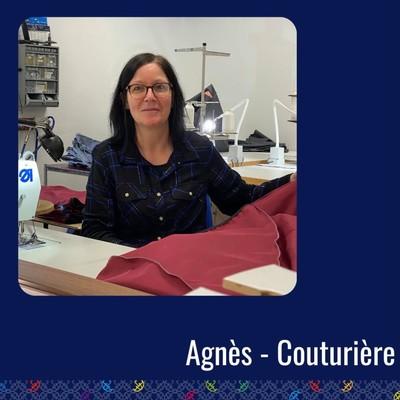 👩🏻💻 L'équipe 👩🏻💻  Nous vous présentons Agnès, fraîchement arrivée chez H2o Parapluies en qualité de couturière.   Forte de ses 31 ans d'expérience, Agnès a su rapidement répondre aux exigences de notre atelier.  Persévérante et minutieuse, elle reste disponible en boutique pour répondre à vos questions.  Les + chez Agnès : sa bonne humeur et ses talents de pâtissière qui réjouissent toute l'équipe.🍪  Elle dessine aussi merveilleusement bien. ✏️   Nous lui souhaitons la bienvenue. 😄   #savoirfaire #madeinfrance #parapluie