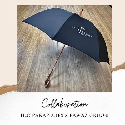 ☂️ ACTUALITÉ ☂️  Nous avons eu l'honneur de travailler avec la marque Fawaz Gruosi, prestigieuse joaillerie située en Suisse.🇨🇭 @fawazgruosiofficial Nous vous remercions pour votre confiance et cette collaboration.   #collaboration #parapluies #joaillerie